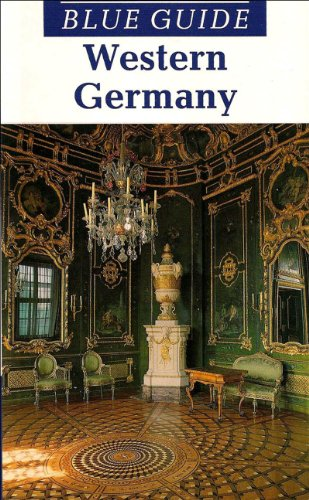 Blue Guide Western Germany (Second Edition)  (Blue Guides) - James Bentley