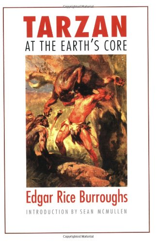 Tarzan at the Earth's Core (Bison Frontiers of Imagination) - Edgar Rice Burroughs