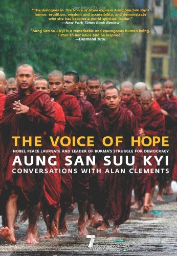 Voice of Hope: Conversations with Alan Clements - Aung San Suu Kyi