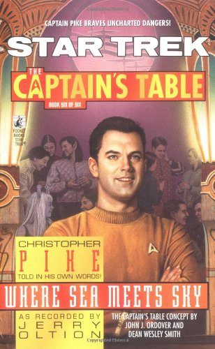 Where Sea Meets Sky (Star Trek: The Captain's Table, Book 6) - Jerry Oltion