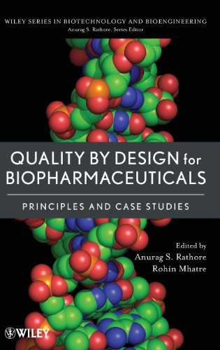 Quality by Design for Biopharmaceuticals: Principles and Case Studies - Anurag S. Rathore; Rohin Mhatre