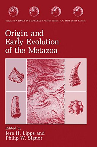 Origin and Early Evolution of the Metazoa (Topics in Geobiology) - Jere H. Lipps; Philip W. Signor