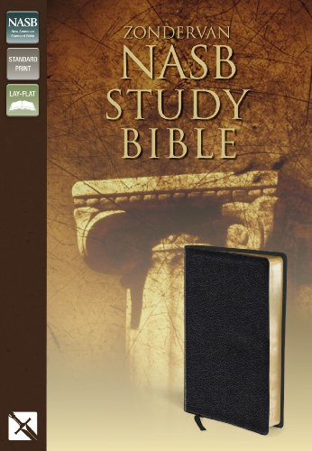 NASB Zondervan Study Bible - Kenneth L. Barker; Donald W. Burdick; John H. Stek; Walter W. Wessel; Ronald F. Youngblood; Kenneth D. Boa
