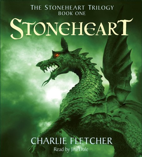 Stoneheart #1 - Audio (The Stoneheart Trilogy) - Charlie Fletcher
