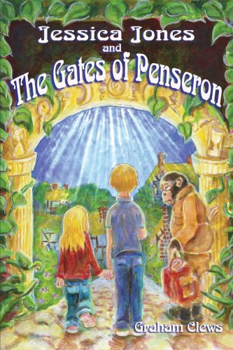 Jessica Jones and the Gates of Penseron - Graham Clews