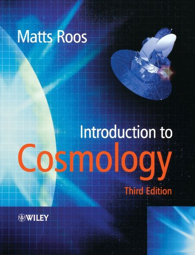 Introduction to Cosmology - Matts Roos