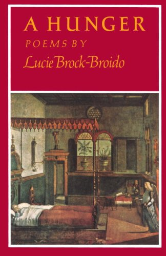 A Hunger - Lucie Brock-Broido