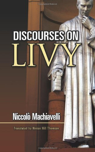Discourses on Livy (Dover Editions) - Niccol? Machiavelli