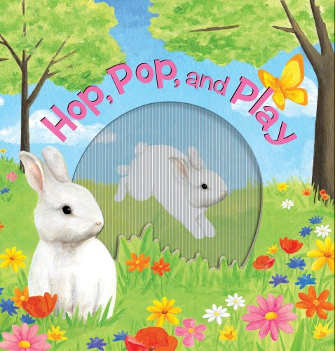 Hop, Pop, and Play: A Mini Animotion Book - Accord Publishing