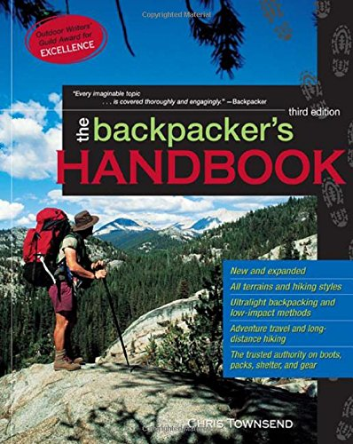THE BACKPACKER'S HANDBOOK - Chris Townsend