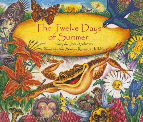 The Twelve Days of Summer - Jan Andrews