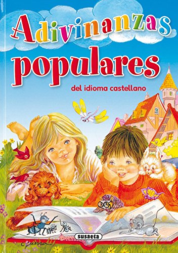 Adivinanzas populares / Popular Riddles (Spanish Edition) - Equipo Editorial
