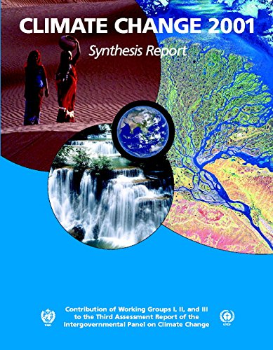 Climate Change 2001: Synthesis Report: Third Assessment Report of the Intergovernmental Panel on Climate Change - Robert T. Watson