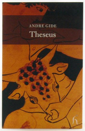 Theseus and Oedipus. Thésée et Oedipe. - André Gide / Andrew Brown [Übersetzer/translater]