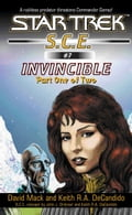 Star Trek: Invincible Book One - David Mack, Keith R.A. DeCandido