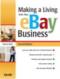 Making a Living from Your eBay Business - Michael Miller