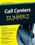 Call Centers For Dummies - Bergevin, Real