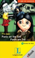 Panic on the Set - Panik am Set - Tina Zang