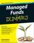 Managed Funds For Dummies - Colin Davidson