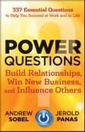 Power Questions - Andrew Sobel, Jerold Panas