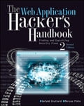 The Web Application Hacker's Handbook - Dafydd Stuttard, Marcus Pinto