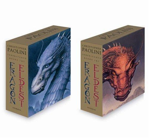 Eragon & Eldest box set: 2 Bde. (Inheritance Cycle) - Paolini, Christopher
