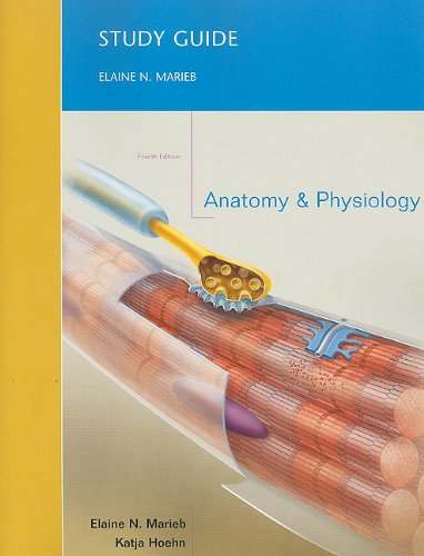 Anatomy and Physiology, by Marieb, 4th Edition, Study Guide - Marieb, Elaine M./Hoehn, Katja