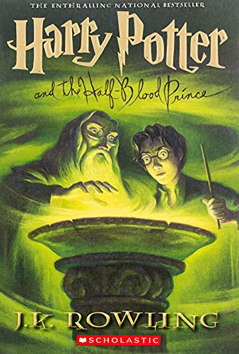 Harry Potter and the Half-Blood Prince (Book 6) - K. Rowling, J.