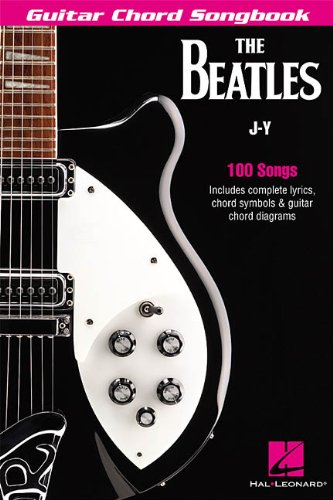 THE BEATLES GUITAR CHORD SONGBOOK J-Y 6 X 9 100 SONGS Format: Softcover