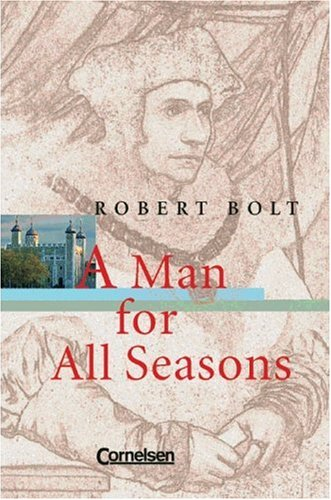 Cornelsen Senior English Library - Fiction: Ab 11. Schuljahr - A Man for All Seasons: Textband mit Annotationen - Bolt, Robert